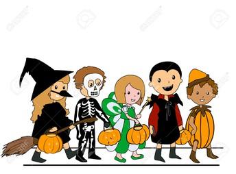 Halloween at OLOF!