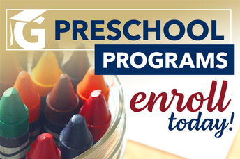 Register Now for 2020/21 Preschool