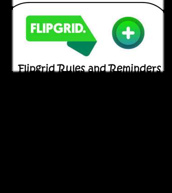 Flipgrid Etiquette