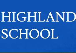 Enlace al sitio web de la Escuela Primaria Highland