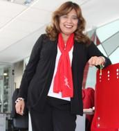 Te doy la más cordial bienvenida a UPAEP Online, soy Martha Patricia Monreal Vera Romero y seré tu Tutora Virtual:
