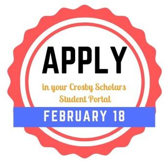 AAMPED Scholarship Opens Feb 18