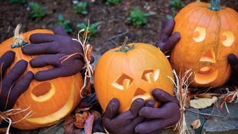 Halloween Lunch Dismissal Permission Slip