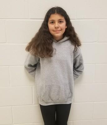 Gianna - 4th grade