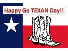 Go Texan Day - Yeehaw!