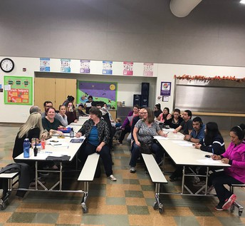 Parent Community Group Meeting