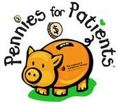 Campaña de Pennies para pacientes de leukemia y limfoma