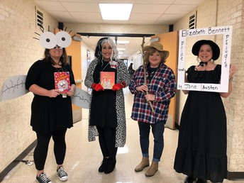 Dressing Up for Literacy