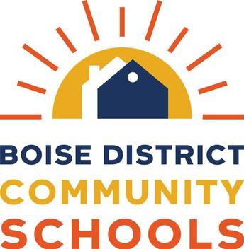 boise community schools logo
