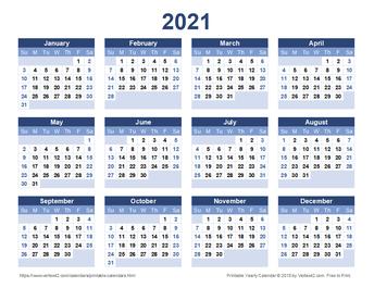 Summary of 2020-21 School Year Dates