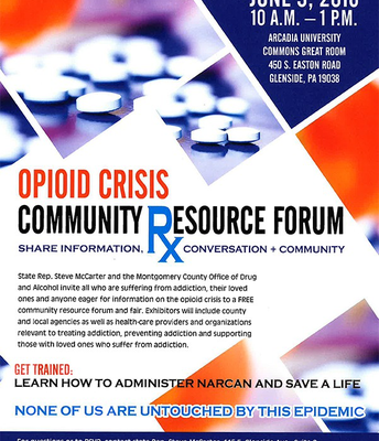 Opioid Crisis Community Resource Forum