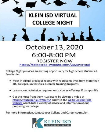 KISD College Night 2020
