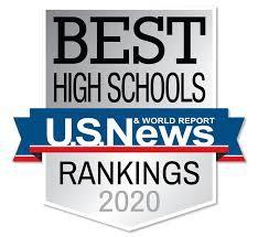 U.S. News & World Report Releases Best High School Rankings
