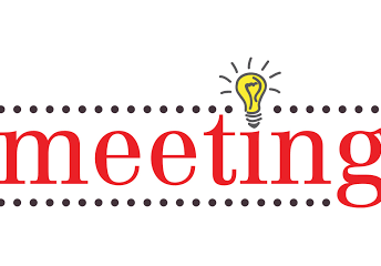 Meeting Schedule for the year
