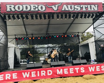 Rodeo Austin E2OPEN Stage