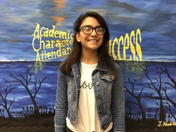 7th Grade: Rebecca B.