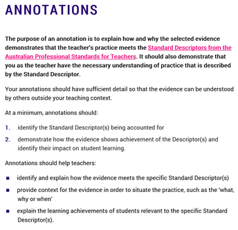 NESA: Proficient Teacher Annotation Samples