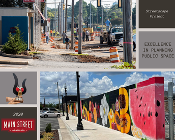 EXCELLENCE IN PLANNING & PUBLIC SPACE