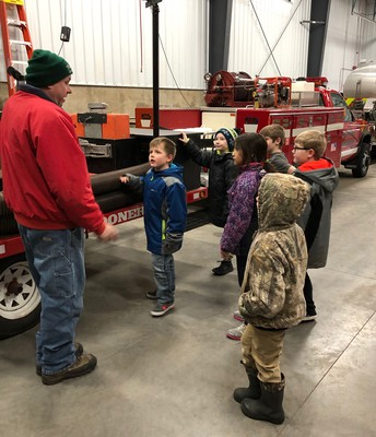 Q and A with a Fireman