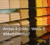 #MathPhoto17 Challenge