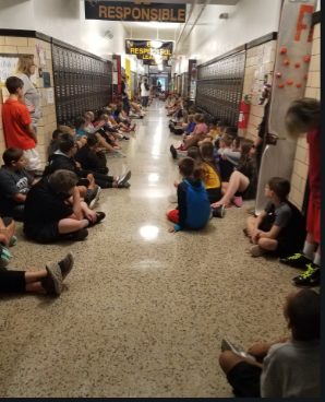 Class Meeting - 6th Grade Style