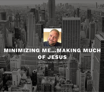 Pastor Darryl's Blog