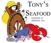 Thank you Tony's seafood!