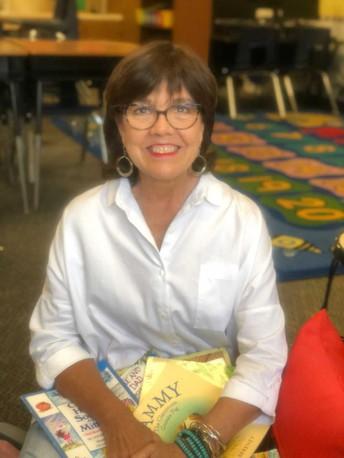 Meet Your 2nd Grade Homeroom Teacher: Mrs. Baldwin, room 206