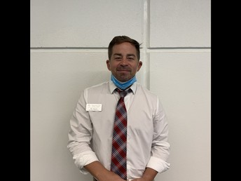 Assistant Principal, Mr. Brown
