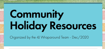 This newsletter is for 4J Staff reference only.