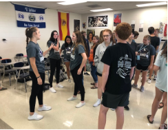 DIALOGUE PRACTICE in Concentric Circles