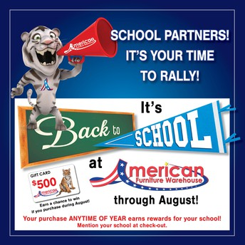 Back to School Rally at AFW