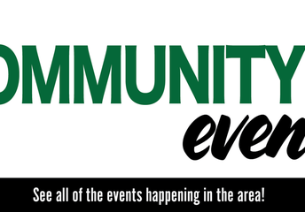 Community Events See the link to learn more about local events: