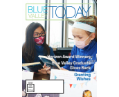 Spring issue of Blue Valley Today