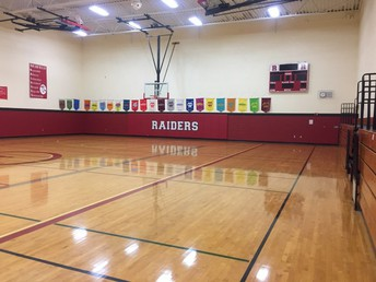 RMS Gymnasium Make Over!