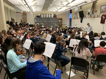 BCMEA Orchestra