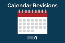 2020-21 School Calendar Revisons