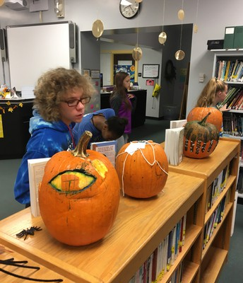 Have you seen the AC Lab pumpkins?