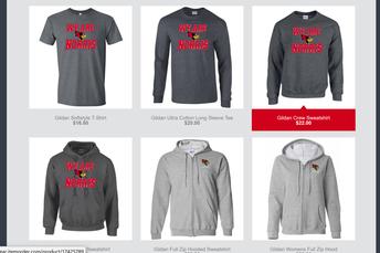 Purchase Norris Gear!/Compra ropa de Norris!