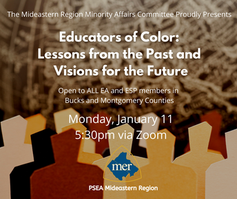 Educators of Color: Lessons from the Past and Visions for the Future
