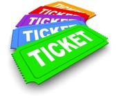 Harvest Festival Raffle Tickets
