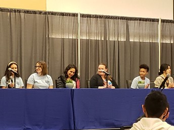Student and Staff Panel