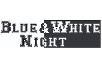 Blue/White Night