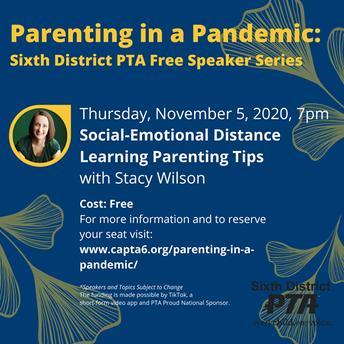 Program Spotlight: Parenting in a Pandemic