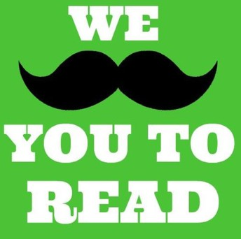 We Mustache You to Read Challenge