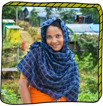 Project Compassion - Halima's Story From Bangladesh