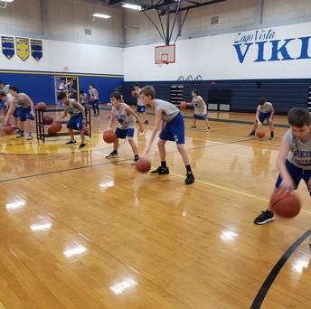 Basketball Season for all!