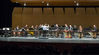 Braswell Percussion Ensemble