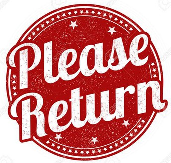 Please return Semester 1 Materials