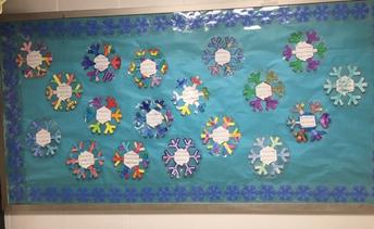 Student's Snowflakes